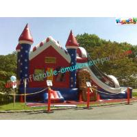 Quality Popular Inflatable Bouncer Combo Slide , Combo Units With Affordable Price for sale