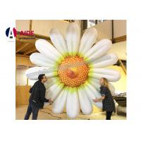 China 5m Rent Inflatable Daisy , Inflatable Promotional Items In Promotional Show on sale