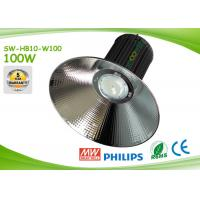 Quality Energy Saving SMD 100 Watt LED Warehouse Lighting 10000lm With  LED for sale
