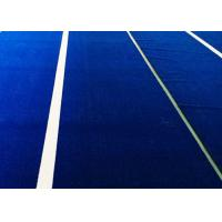 Quality Custom Design Artificial Grass For Tennis Courts UV Resistant And Fire Resistant for sale