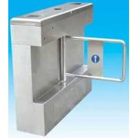 Quality Automatic swing arm barriers gates support IC ID card, reset function & 600 - 900mm length for sale