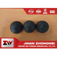 Quality High Chrome Casting Grinding Media Iron Balls for cement plant Cr 15 for sale