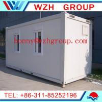China prefab house / tiny houses / portable worker house made in China on sale