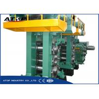 Quality ATOP AGC System Six-high Reversing Cold Rolling Mill For Beryllium Bronze for sale