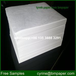 China BMPAPER Top Quality Papier Tyvek Using Liquid Blocking on sale