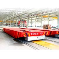Quality Production line use rail trolley for sale