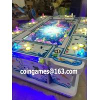 Quality 8 Players Amusement Arcade Coin Operated Hunter Shooting Fishing Cabinet Gambling Game Machine for sale