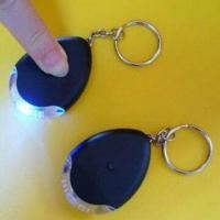 Quality Promotional Whistle Key Finder Keychains, Customized Logos are Accepted for sale