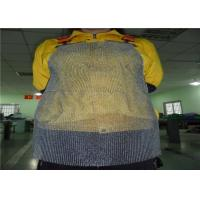 Quality Safety Wire Mesh Stainless Steel Apron For Protection Industry for sale