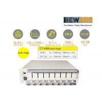 Buy cheap Neware dual range battery testing system for 5V6A & 5V12A from wholesalers