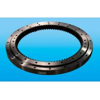 Quality Single Row Slewing Ring Bearings of External Gear For Port Machinery for sale