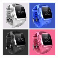 Quality Children Wrist Watch GPS Tracker gps tracking device for kids , Waterproof and Anti lost SOS Key for sale
