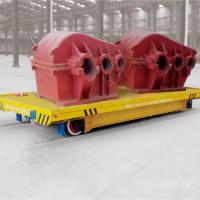Quality 25T conductor rail workshop use powered electric vehicle on rail for sale
