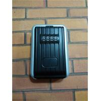 Quality Door Metal Combination Key Lock Box Wall Mounted Corrosion Resistance for sale