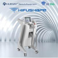 Quality high performance body slimming vertical machine HIFUSHAPE/ultrasonilipo cavitation for sale