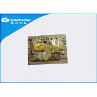 Quality Aluminium Material Pharmaceutical Sachets Packaging With Colorful Printing Surface for sale