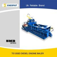 China Hydraulic waste metal baler compressor with UK brand and China price on sale