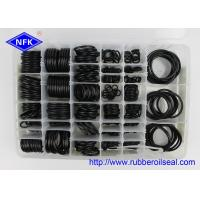 Quality HITACHI Hydraulic O Ring Assortment Kit  NBR ACM FKM Material Wear Resistant for sale