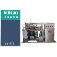 Quality Liquid Glass Bottle Filling And Capping Machine for CO2 Carbonated Drink for sale