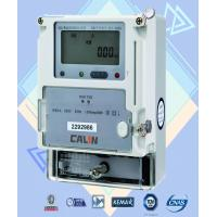 China Card Type Single Phase Kwh Meter Prepayment Residential Electric Meters on sale