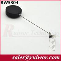 Quality RW5304 Retractable Steel Cable | Retractable Security Cable for sale