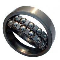 Quality Self Aligning Ball Bearings 135, 1300 With Shaft Deflections For Power Machinery for sale