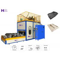 Quality High Frequency Car Mat Welding Machine 650×500 MM Welded Area 1.5T Max Pressure for sale