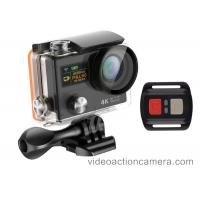 Sunplus 6350 Chip 1080p 60fps Action Camera 170d Lens With SD Card Storage