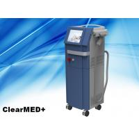 Quality Vertical 808nm Diode Laser Hair Removal Equipment With 10 - 1500 Ms Pulse Duration for sale