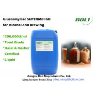 Buy cheap Liquid Glucoamylase Enzyme Glucoamylase Hydrolytic Enzymes for Alcohol from wholesalers