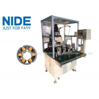 Quality Full Automatic Inslot Needle Coil Winder , BLDC Stator Winding Machine for sale