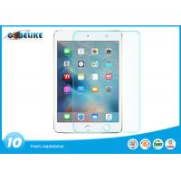 Quality No Bubble Ipad Mini 4 Screen Protector , Tablet Tempered Glass 2.5 D Anti Glare for sale