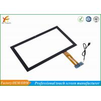 China Water Resistant Usb Touchscreen Display , 10 Point 18.5 Touch Screen For Medical Equipment on sale