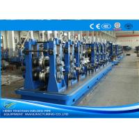 Quality Blue Tube Mill Machine Cold Rolled Coil Max 8mm Thickness 170 * 170mm for sale