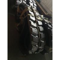 Quality High Strength Heavy Equipment Rubber Tracks Anti - Aging Performance Durable for sale
