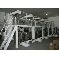 Quality Vertical Pouch Packaging Machine For Coffee Bean , Bag Filling Machine 1-10 KG for sale