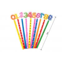 Quality Cute Personalized Pencils For kids , 2B / HB Pencil for sale