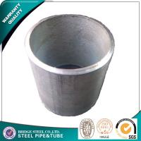 Quality 3 Inch / 4 Inch Structural Steel Pipe , ERW Hot Dipped Galvanized Steel Pipe for sale