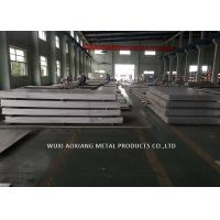 Quality 2304 Duplex Stainless Steel Sheet Cold Hot Rolling High Mechanical Strength for sale