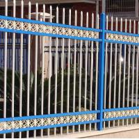 Buy cheap Metal Tubular Picket Fencing Systems For Wall and Gate Security from wholesalers