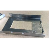 Quality Welding Sheet  Metal Stamping Process Parts With Logo Engraving / Stainless Steel Plate for sale