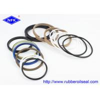 Buy cheap 6D102 PC200-6 Komatsu Hydraulic Cylinder Seal Kits Strong Sealing Capacity from wholesalers