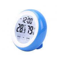 DTH-3305B B Touch Screen White Backlight Mini Digital LCD Temperature Humidity Meter for sale