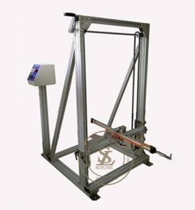 Quality Sliding Door Furniture Testing Equipment Hinge Durability Testing Machine , 0-90 Degree for sale