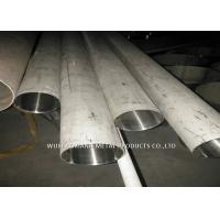 Quality Food Fluid 316L Stainless Steel Seamless Tube With Inner Surface Polishing for sale