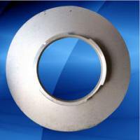 Quality Bearing 640MM Rotary Screen End Ring Textile Machinery Components For Textile Roller Printing Machine for sale