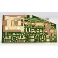 Quality PCB Used for Power and Radio Frequency CTE-129 for sale