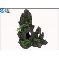 Buy Artificial Hill Decorative Aquarium Resin Ornaments For Indoor Fish Tank Decorations at wholesale prices