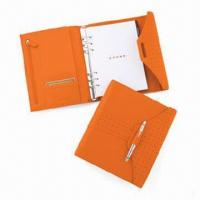 Quality Notepad, Includes Polished Chrome Cross Accessory Pen, OEM and ODM Orders are Welcome for sale