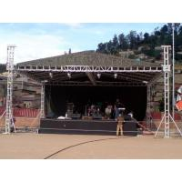 Quality Customer LED Screen Stage Lighting Truss / Alloy Aluminum Tube Truss for sale